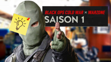 CoD Cold War: la actualización 1.07 está disponible, con el primer contenido para la temporada 1 - Notas del parche