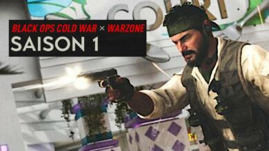 CoD Cold War pospone la temporada 1: avances con un nuevo mapa de Warzone