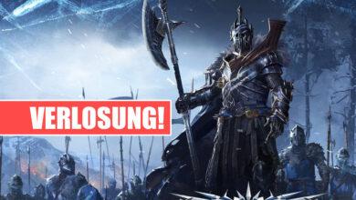 Conqueror's Blade: gana elegantes alfombrillas de ratón y artículos del juego por valor de 20 €