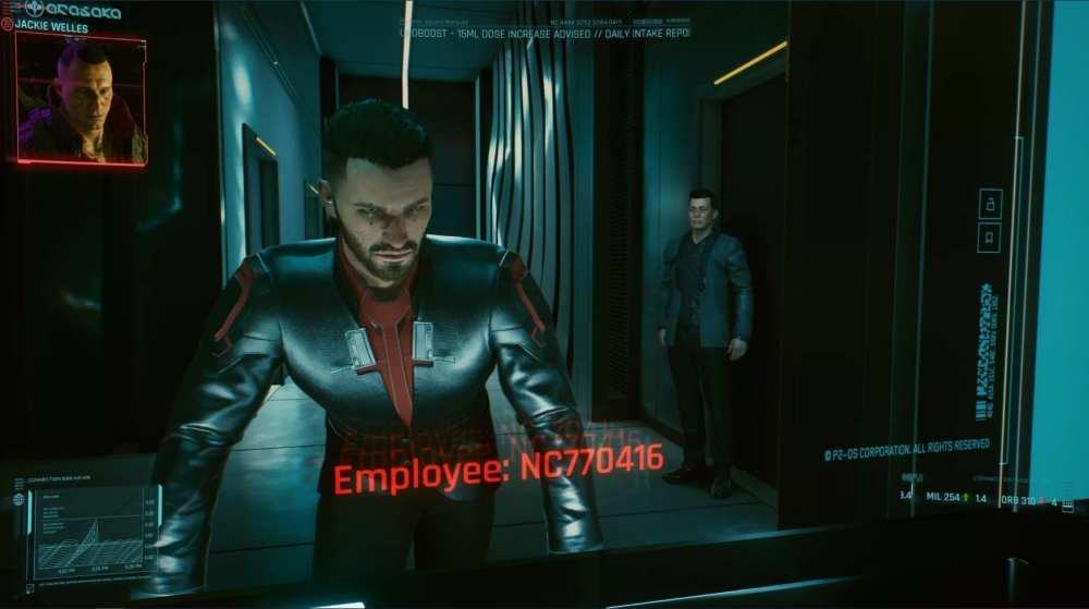 cyberpunk 2077 elon almizcle