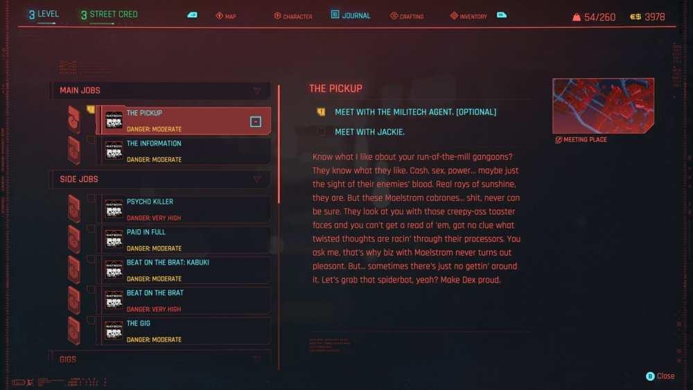 cyberpunk rápido nivel 2077