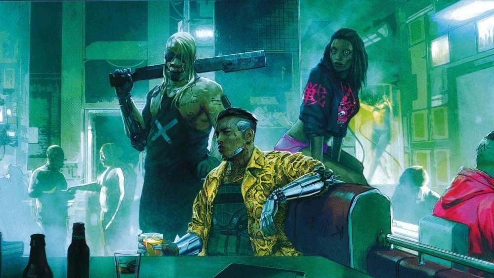 cyberpunk 2077, pandillas
