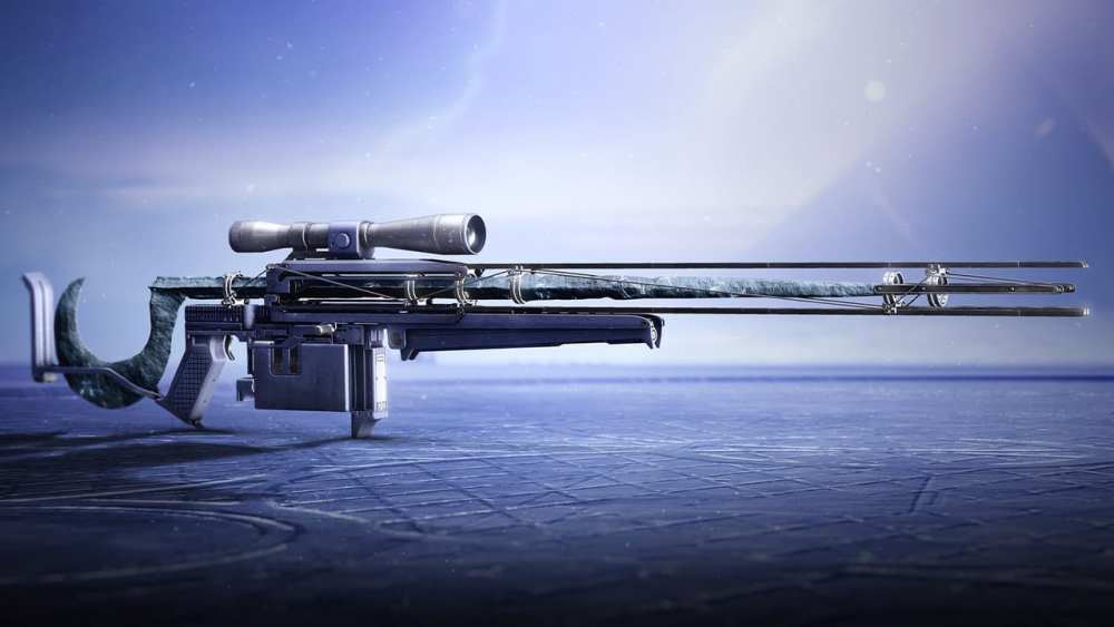 mejor destino 2 rifles de francotirador pve, pvp, gambito
