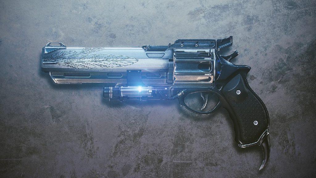 Pistola exótica Falkenmond Hawkmoon