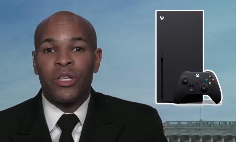 El inspector médico de EE. UU. Compara la vacunación corona con los juegos de Xbox