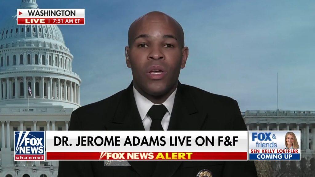Dr. Jerome Xbox Corona Fox noticias