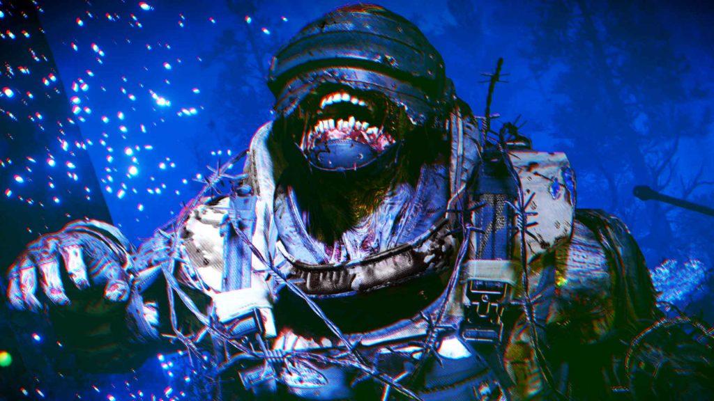 bacalao frío era zombies desagradable trituradora
