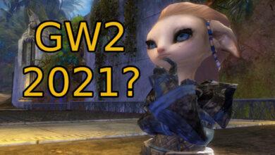 En 2021 Guild Wars 2 obtiene una nueva expansión y tiene que tener éxito
