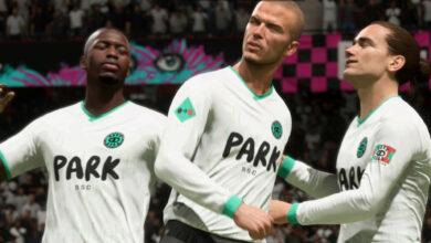 En FIFA 21, los jugadores simplemente se rinden después de un gol y casi todos lo celebran