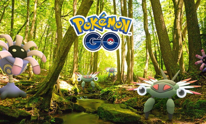 Estos monstruos de Pokémon GO vivieron hace millones de años