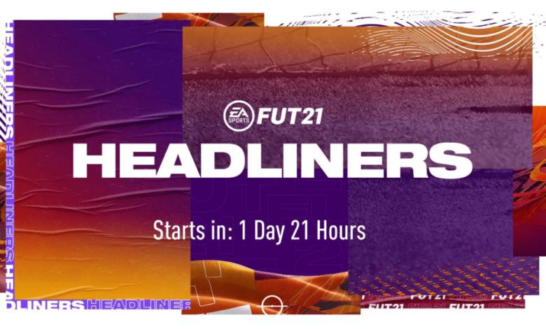 FIFA 21: Cartas HeadLiners - Llegan los protagonistas de FUT 21