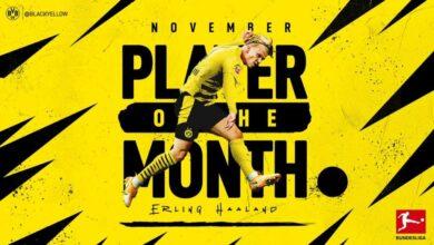 FIFA 21: Erling Haaland POTM Bundesliga de noviembre - Requisitos y soluciones