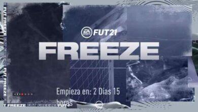 FIFA 21: Freeze - ¿Un nuevo evento el 11 de diciembre?