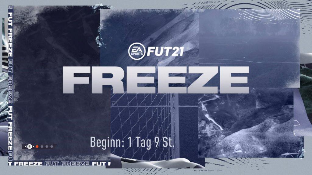 Congelación de FIFA 21
