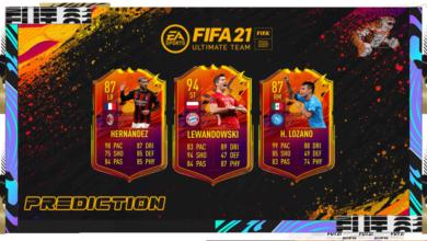 FIFA 21: HeadLiners - Protagonistas de predicción