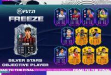 FIFA 21: Jurgen Damm Freeze Silver Stars Objetivos - Requisitos
