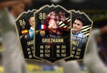 FIFA 21: TOTW 10 está en vivo: aquí están las mejores cartas