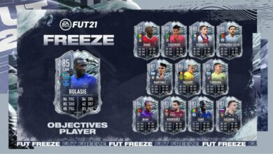 FIFA 21: Yannick Bolasie Freeze Goles - Requisitos