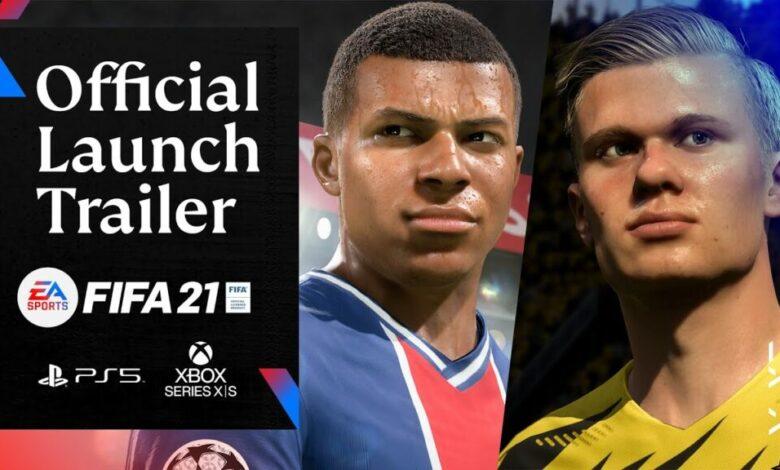 FIFA 21: disponible en las consolas PlayStation 5 y Xbox Series X | S de próxima generación
