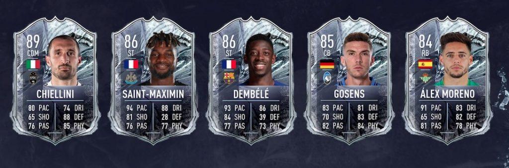 Congelar FIFA 21