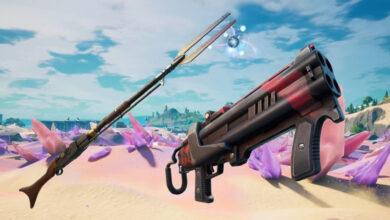 Fortnite: Temporada 5 - Todas las armas y artículos nuevos