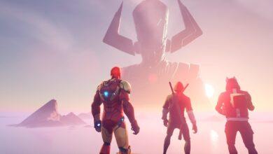 Fortnite: así fue el gran evento en vivo con Galactus - video