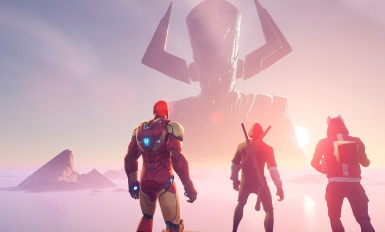 Fortnite: así fue el gran evento en vivo con Galactus - video