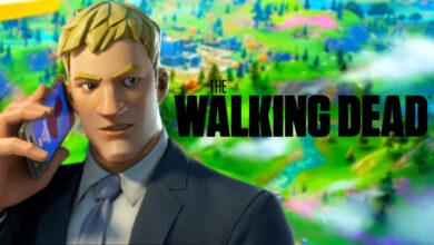 Fortnite pronto traerá máscaras de personajes de The Walking Dead: así es como se ven