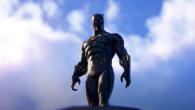Fortnite tiene Black Panther como skin y un emote gratis, así es como lo obtienes