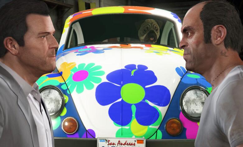 GTA Online: así desbloqueas el genial escarabajo hippie