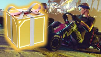 GTA Online te regala un kart para Navidad; asegúrate de obtenerlo