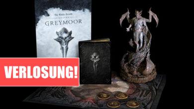 Gana una de las 5 ediciones de coleccionista de ESO Greymoor para PC