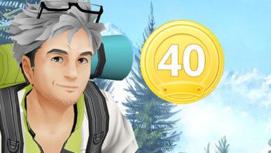 Guía Pokémon GO: Desafío Pioneer 40 - Todas las recompensas