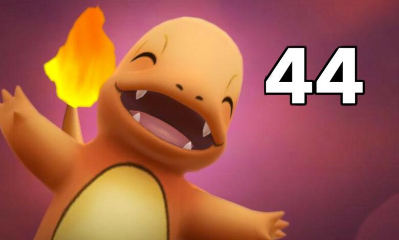 Guía de Pokémon GO: cómo alcanzar el nivel 44 - tareas, XP, consejos