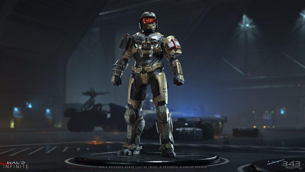Captura de pantalla de Halo Infinite
