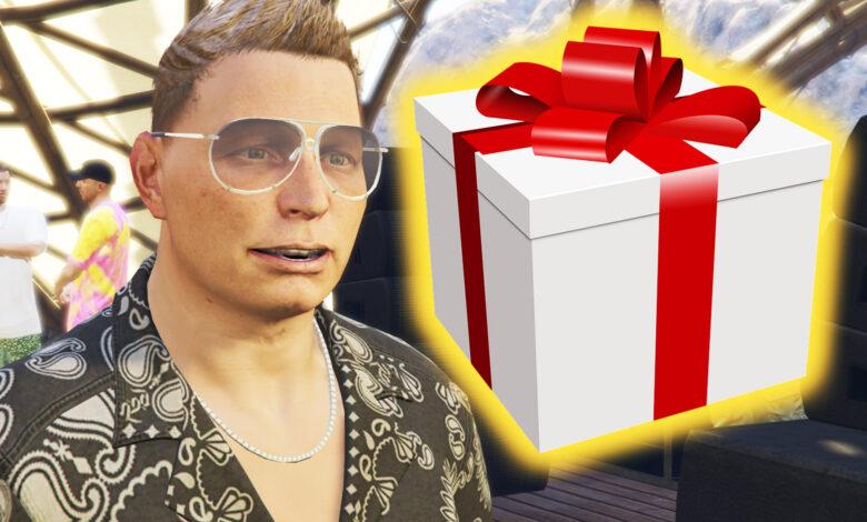 Hay un regalo en GTA Online por tiempo limitado, así que consíguelo ahora