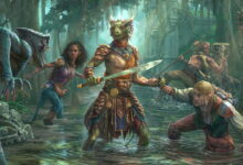 Incluso las misiones estándar, que muchos encuentran estúpidas, pueden ser muy divertidas en los MMORPG.