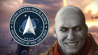 """La Fuerza Espacial de EE. UU. Llama a sus miembros """"Guardianes"""" y está abrumada por los memes de Destiny"""
