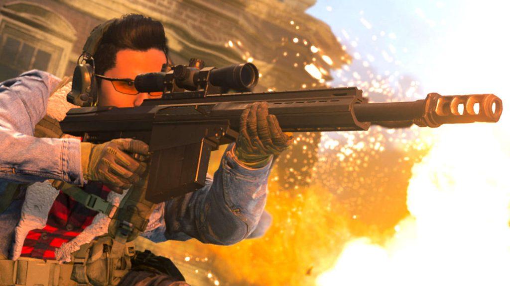 bacalao guerra moderna zona de guerra título tecnológico de francotirador