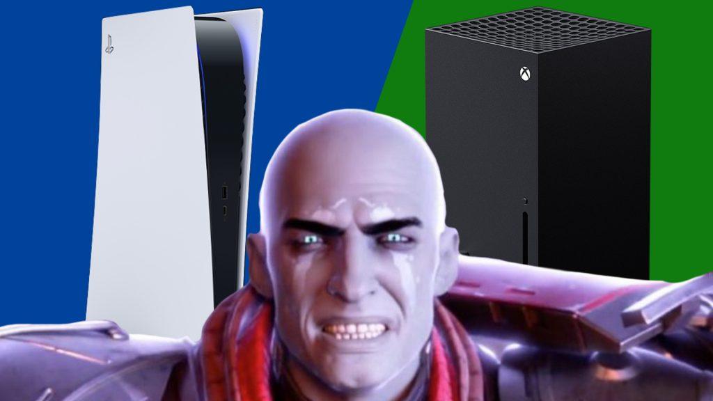 Destiny 2 títulos de Xbox vs PS5