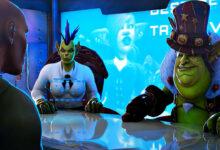 La combinación de Cyberpunk 2077 y WoW es mucho mejor de lo que debería ser