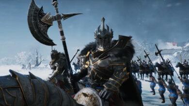 Conquerors Blade Winter-Update