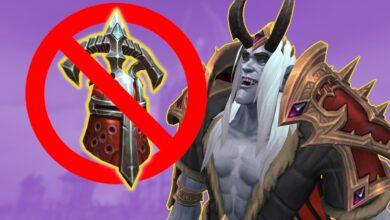 La nueva incursión en WoW Shadowlands da demasiado botín: Blizzard cambia eso