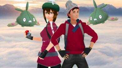 Lo siento, Pokémon GO, pero una bolsa de basura no se adapta a tus estaciones