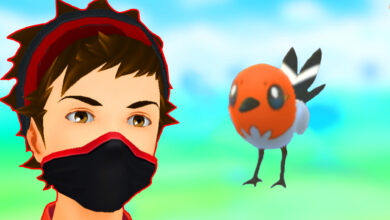 Los jugadores de Pokémon GO cazan a la sexta generación: un pájaro es particularmente desagradable