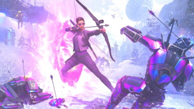 Marvel's Avengers finalmente trae nuevo contenido, pero solo en forma simplificada