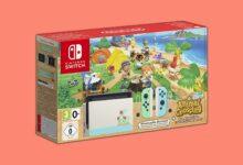 Oferta superior de Amazon: Nintendo Switch Limited Edition al mejor precio