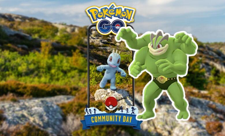 Pokémon GO: Community Day en enero con Machollo y estas bonificaciones