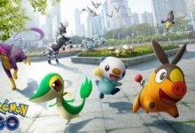 Pokémon GO trae un evento único con Shiny Serpifeu y estas bonificaciones