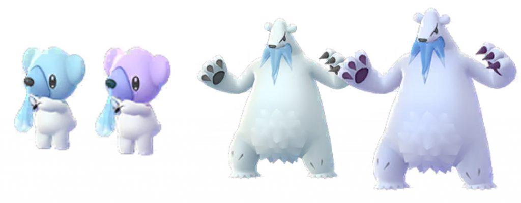 Shiny Petznief Pokémon GO